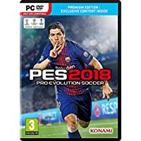 Pro Evolution Soccer 2018 Premium Edition (PC DVD) (輸入版)