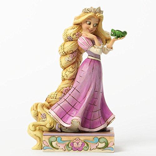 ENESCO(에너지 스코 ) 미니 마우스 Rapunzel and Pascal Loyalty And Love 4037514 [병행수입품]-