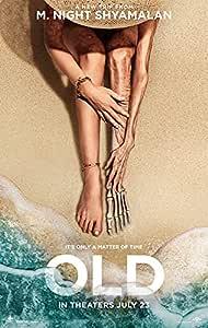 【映画】「オールド OLD(2021)」 – 秘密のビーチでの異常事態。脱出するすべは…