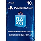 PlayStation Network Card $10 (輸入版