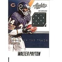 フットボールNFL 2014貿易の絶対ツール# 60 Walter Payton Mem 3 / 149 Bears