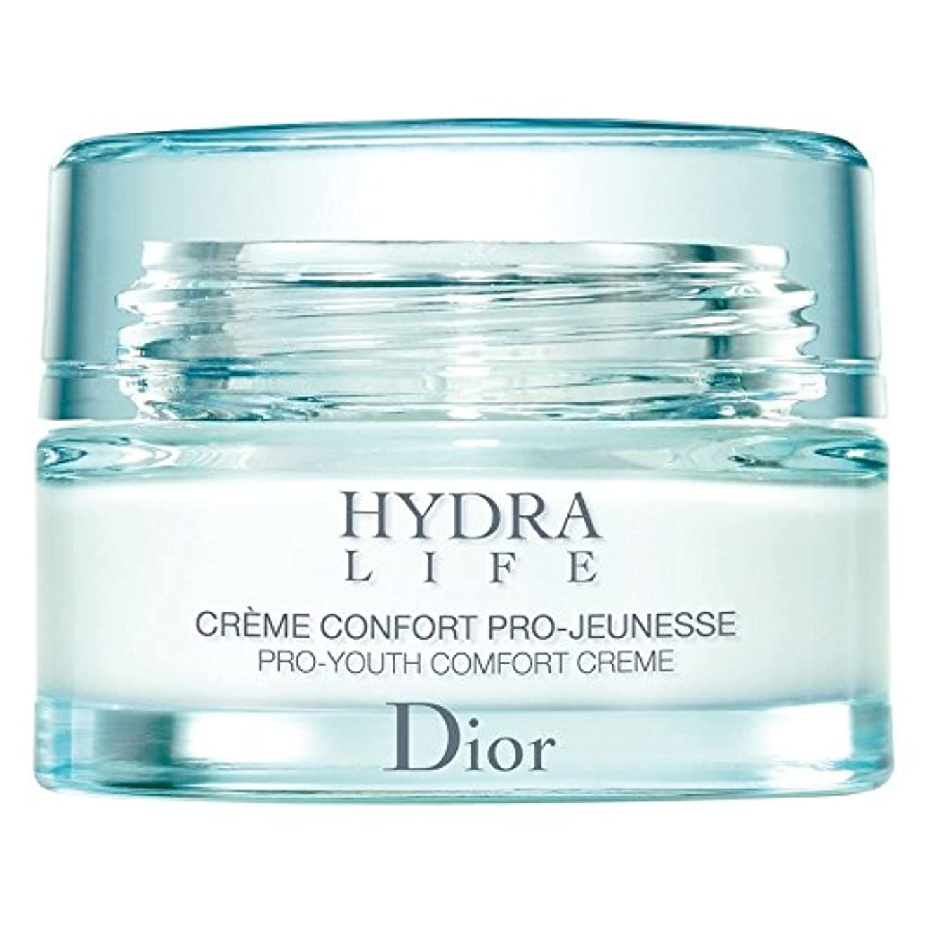 橋損傷アベニュー[Dior] ディオールヒドラライフプロユース快適クリーム、50ミリリットル - Dior Hydra Life Pro-Youth Comfort Cream, 50ml [並行輸入品]