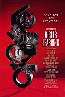 Higher Learningポスター映画27x 40インチ–69cm x 102cm ) ( 1994)
