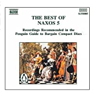 BEST OF NAXOS 5【CD】 [並行輸入品]