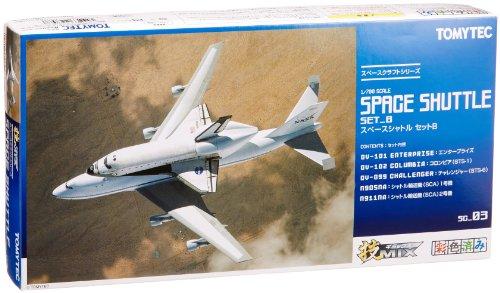 トミーテック 技MIX SC03 スペースシャトルB