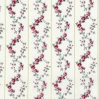 RJR Fabrics コットン生地でRosettePink花ガーランド