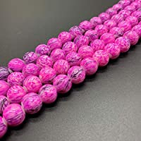 50 pcs/lot 6mm New Hot Glass Beads Fits for Handmade DIY Necklace Bracelet Jewelry Making,7
