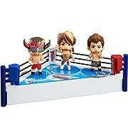 新日本プロレスリング ねんどろいどぷち 新日本プロレスリング セット (ノンスケール ABS&PVC塗装済み可動フィギュア)