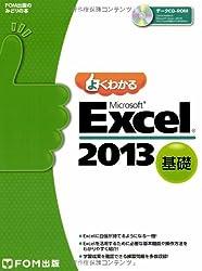 よくわかる Microsoft Excel 2013 基礎 (FOM出版のみどりの本)