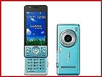 docomo PRIMEシリーズ LUMIX Phone P-03C ブルー 白ロム 標準セット品