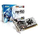 MSI AMD グラフィックボード Radeon HD6450 搭載 PCIe対応 ロープロファイル対応 (VD4258) R6450-MD1GD3 LP [並行輸入品]