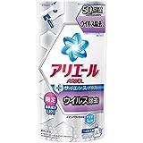 アリエール 洗濯洗剤 液体 イオンパワージェル サイエンスプラス ウィルス除去 つめかえ 720g