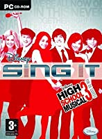 Sing It - Disney High School Musical 3 Senior Year (PC-DVD) (Microphone Required and not included) (輸入版)