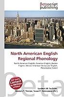 North American English Regional Phonology