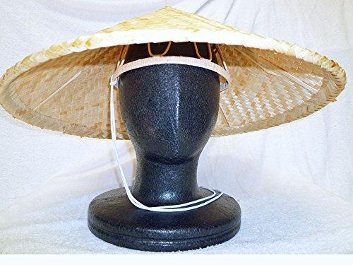 アジロ笠大 装着用「台座(五徳)」付(菅笠 すげ笠)