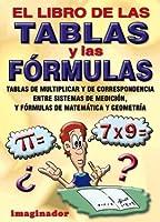 El libro de las tablas y las formulas / The book of multiplication tables and formulas