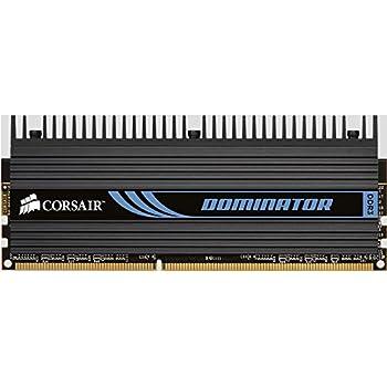 CORSAIR Memory Module DDR3 デスクトップ  DOMINATOR Series 4GB×2kit CMP8GX3M2A1600C9