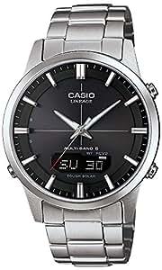 [カシオ]CASIO 腕時計 LINEAGE 電波ソーラー LCW-M170D-1AJF メンズ