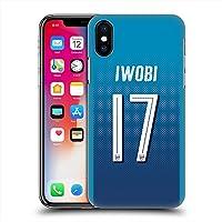 ARSENAL FOOTBALL CLUB アーセナルFC - Alex Iwobi ハード case/iPhoneケース 【公式/オフィシャル】