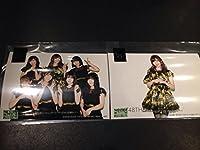 1/17 指原莉乃ソロコンサート アイドルとは何か 撮って出し生写真 L版2種類 会場限定 HKT48 ソロコン