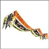 ハロウィン装飾 パンプキン3連ペナント L180cm  23850