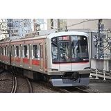 東京急行 東急東横線渋谷駅(地上駅)2013年最後の姿のポストカード 絵葉書ハガキ