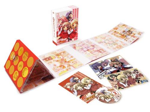 ひだまりスケッチ×365 Vol.3 【完全生産限定版】 [DVD]の詳細を見る