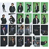 V6 THE ones アルバム ジャケ 撮影 公式写真 個人 24枚セット 10/2最新 (森田剛)