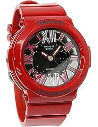 [カシオ ベビージー]CASIO Baby-G 腕時計 レディース ベビージー デジアナ ネオンダイアルシリーズ BGA-160-4B [並行輸入品]