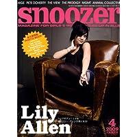 snoozer (スヌーザー) 2009年 04月号 [雑誌]