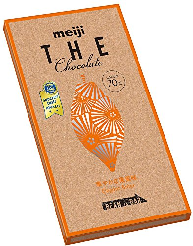 明治  明治ザ・チョコレート華やかな果実味エレガントビター  50g×10箱