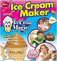 Ice Cream Magic Personal Ice Cream Maker (ASSORTED LID COLORS) [並行輸入品]