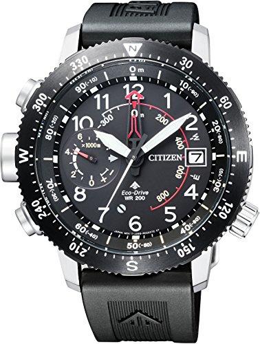 [シチズン]CITIZEN 腕時計 PROMASTER プロマスター エコ・ドライブ アルティクロン ランドシリーズ 高度計測機能 BN4044-23E メンズ