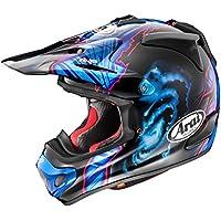 アライ(ARAI) バイクヘルメット フルフェイス オフロード Vクロス4 バーシア 57cm-58cm VX4 BARCIA 57