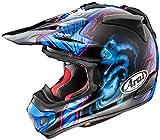 アライ(ARAI) バイクヘルメット フルフェイス オフロード Vクロス4 バーシア 61cm-62cm VX4 BARCIA 61