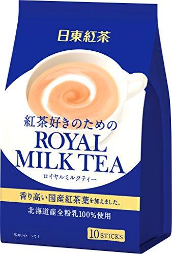 日東紅茶 ロイヤルミルクティー スティック 10本入り×6個