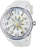 [テンデンス]Tendence 腕時計 King Dome ホワイト文字盤 TY023004 メンズ 【正規輸入品】