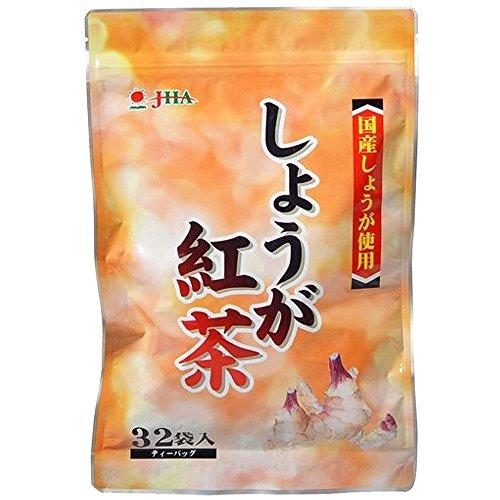 ゼンヤクノー しょうが紅茶 80g(2.5g×32袋)