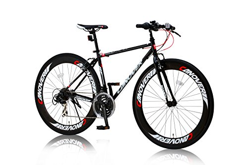 CANOVER (カノーバー) クロスバイク 700C シマノ21段変速 CAC-025 (NYMPH) B011B9HWIG 1枚目
