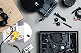 DIY レコードプレーヤー SPINBOX スピンボックス (キャラメル)