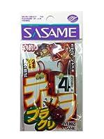 ささめ針(SASAME) VE802 テトラブラクリ4 3