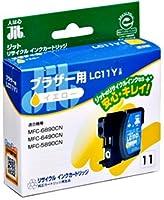 ジット JITインク LC11Y対応 JIT-B11Y 00222173 【まとめ買い3個セット】