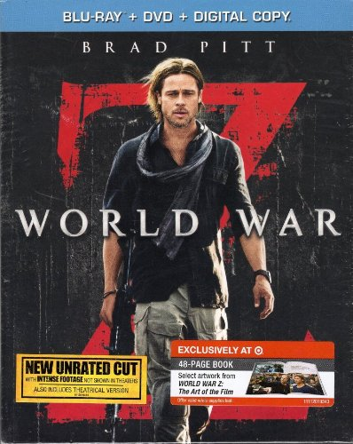 World War Z. [Blu-ray]