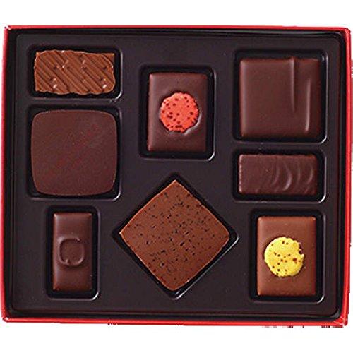 バレンタイン チョコレート 人気商品 ピエール・エルメ・パリ (ボンボンショコラ 8個詰合せ)