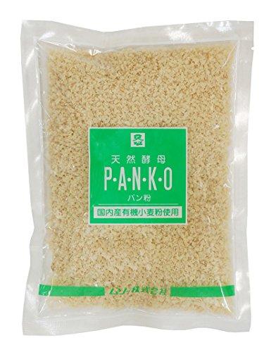 ムソー 国産有機小麦粉使用 天然酵母パン粉 袋 150g