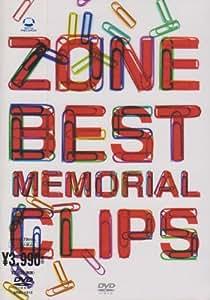ZONE BEST MEMORIAL CLIPS [DVD]