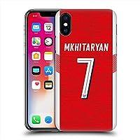 ARSENAL FOOTBALL CLUB アーセナルFC - Henrikh Mkhitaryan 【ソフトcase】 / iPhoneケース 【公式/オフィシャル】
