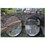 ポストカード「長崎県長崎市魚の町? 眼鏡橋」photo by katagiriポストカード-えはがき絵葉書postcard-