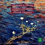 ドビュッシー&ラヴェル:弦楽四重奏曲 画像