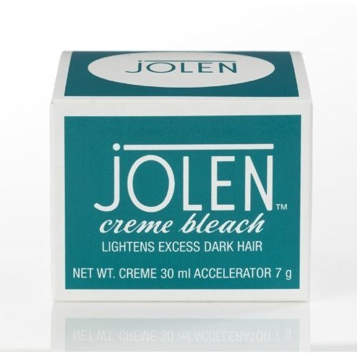 事実上膿瘍口ひげ【JOLEN】ジョレン cream bleach むだ毛脱色クリーム レギュラー 28g(並行輸入品)